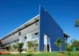 James Cook University Building 1